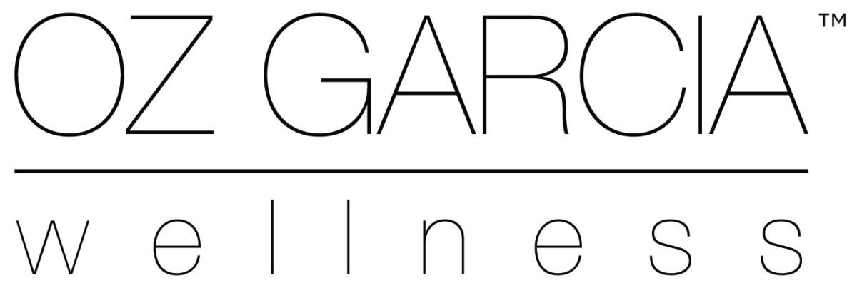 Oz Garcia Wellness Logo